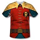 DC Comics Robin Costume Sublimation T-Shirt
