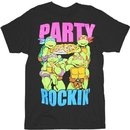 TMNT Party Rockin T-shirt
