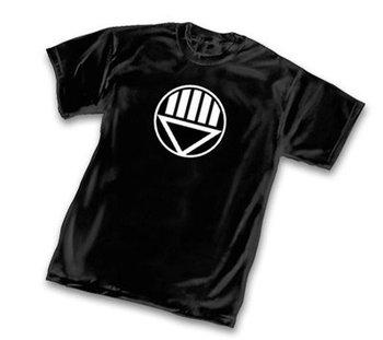 Green Lantern Black Lantern Corps Symbol T-Shirt