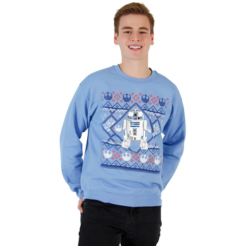 Disney Star Wars R2D2 Ugly Christmas Sweatshirt