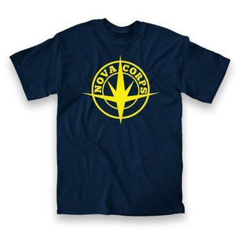 Nova Corps Logo T-Shirt