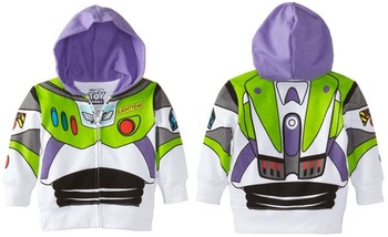 Buzz Lightyear Astronaut Toddler Costume Sweatshirt