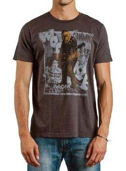 Star Wars Wookie The Bacca Club Pepper T-Shirt