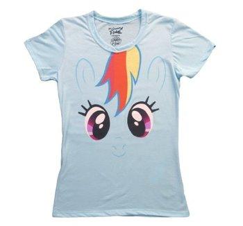 My Little Pony Rainbow Dash Big Face T-shirt
