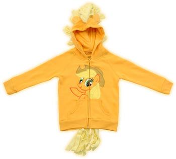 My Little Pony Hoodie Applejack Costume Sweatshirt