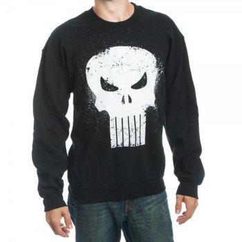 The Punisher Logo Skull Black Crew Sweatshirt