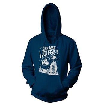 Alan One Man Wolfpack Hooded Sweatshirt