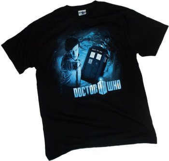 Doctor Who Space Vortex T-shirt