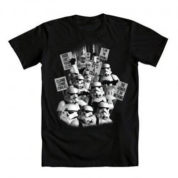 Star Wars Stormtrooper Rally T-Shirt