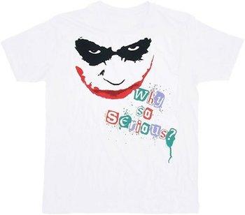 Dark Knight Why So Serious T-shirt