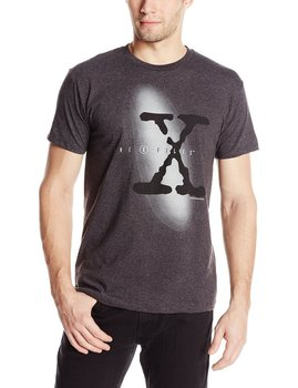 The X-Files TV Show Logo T-Shirt