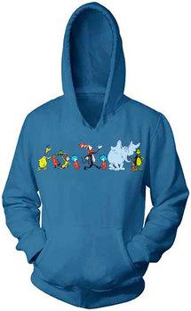Dr. Seuss Parade Sweatshirt Hoodie