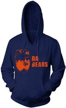 Da Bears Chicago SNL Navy Adult Hoodie Sweatshirt