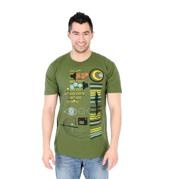 The Big Bang Theory Sheldon AV Club Graphic T-Shirt