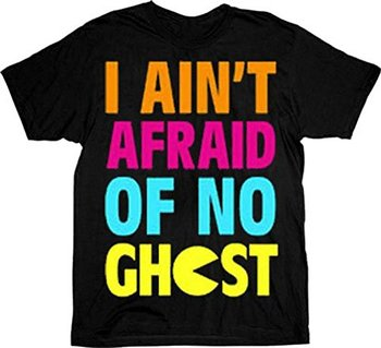Pac-Man I Ain't Afraid of No Ghost T-shirt