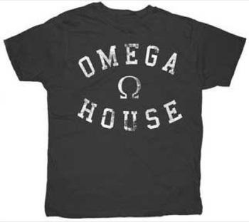 Animal House Omega House T-shirt