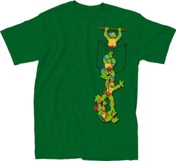 Teenage Mutant Ninja Turtles Pocket T-Shirt