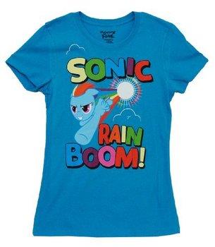 My Little Pony Sonic Rain Boom T-shirt