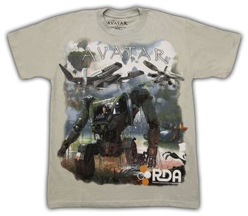 The Avatar Machines Monster Boys T-shirt