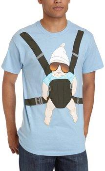 The Hangover Alan Baby Carrier T-shirt