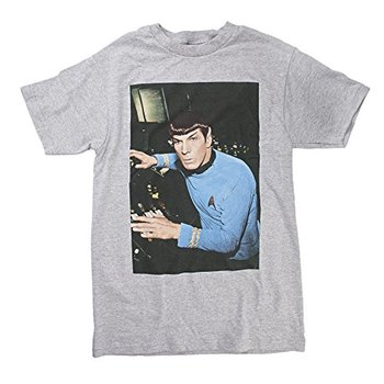 Star Trek Spock Control T-Shirt Tee