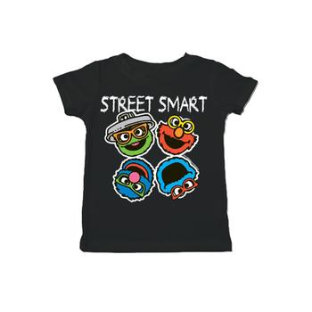 Sesame Street Smart Heads T-Shirt