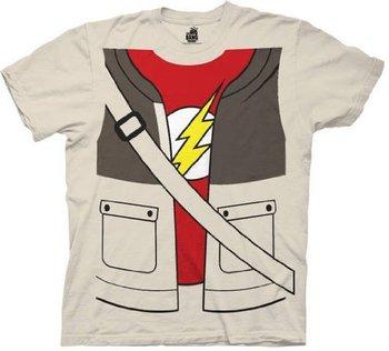 The Big Bang Theory Sheldon Cooper Costume T-Shirt
