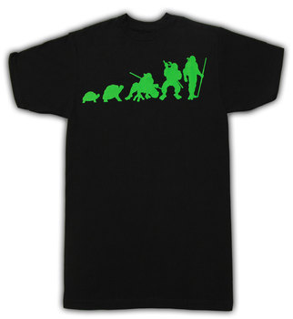 Teenage Mutant Ninja Turtles Ninja Evolution T-Shirt