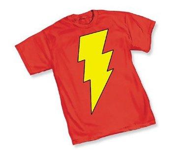 Captain Marvel Shazam! Symbol T-Shirt