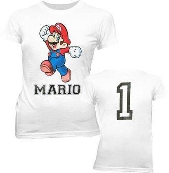 Nintendo Super Mario 1 T-shirt Tee