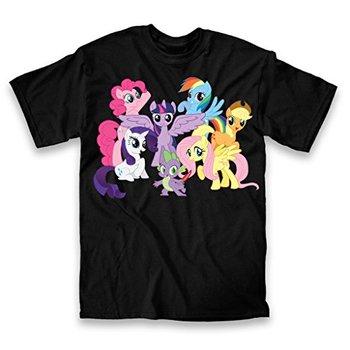 My Little Pony Mane 6 Intro T-Shirt Tee