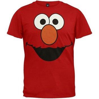 Sesame Street Elmo Face Toddlers T-shirt