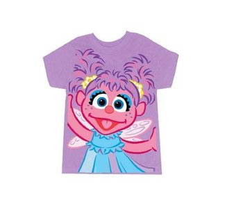 Sesame Street Abby Cadabby Fairy Toddlers T-Shirt