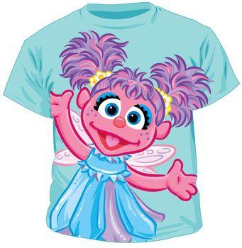 Sesame Street Abby Cadabby Fairy T-shirt