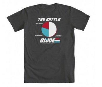 A Real American Hero Battle Stats T-shirt