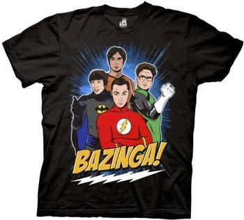 DC Comics Superheros Group Guys Adult T-Shirt