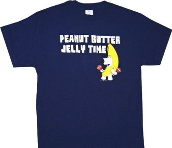 Family Guy Peanut Butter Jelly Time T-shirt