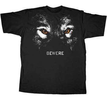 True Blood Bewere Wolf T-shirt
