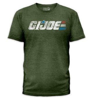 G.I. Joe Retro Logo T-shirt