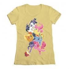 My Little Pony Friendship Free Fall T-shirt